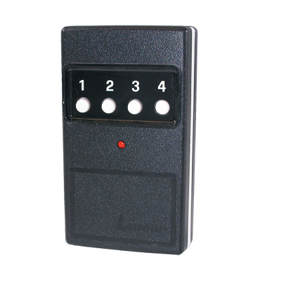 Linear DT 4A Two Button Remote Control - shop-gate-openers