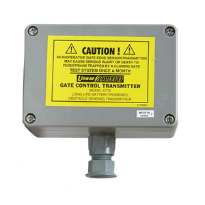 Linear DTG Safety Edge Transmitter - shop-gate-openers
