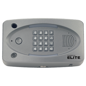 Liftmaster EL25S Telephone Entry System - Silver Finish - shop-gate-openers