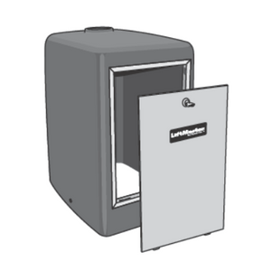 Elite k75 354002 Cover - shop-gate-openers