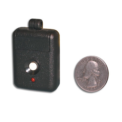 Linear MINI T One Button Remote Control - shop-gate-openers
