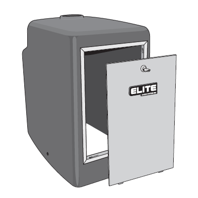 Elite Q247 Cover - shop-gate-openers