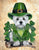 West Highland Terrier Leprechaun-CT