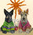 Scottish Terrier Hippies-LF