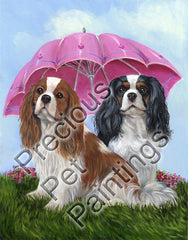 Cavalier King Charles Spaniel Royal Subjects-GF