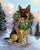 German Shepherd Honor-LF
