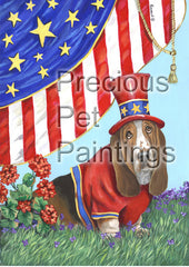 Basset Hound USA-CO