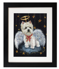 West Highland Terrier Angel-FA