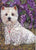 West Highland Terrier Lily Lilacs-PZ