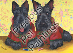 Scottish Terrier Rule-CPL
