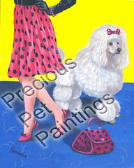 Poodle High Maintenance-PZ
