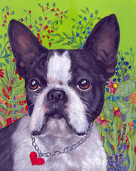 Boston Terrier Jungle -MP