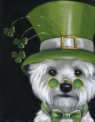 West Highland Terrier The Elder Leprechaun -PZ
