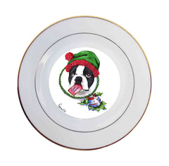 Boston Terrier Stocking -CP
