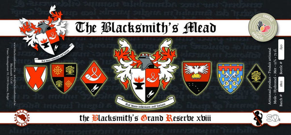 The Blacksmith's Grand Reserve - atmicmu mede