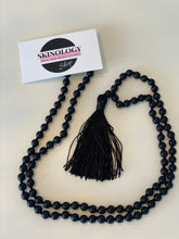 Load image into Gallery viewer, Matte Black Onyx Mala Beads