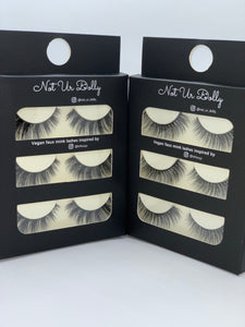 OHLUCYY Lashes 6 Pair  Set
