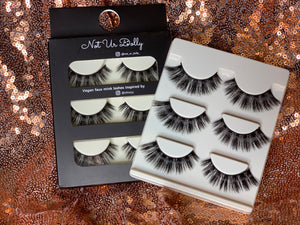 3D Faux Mink Lashes inspired by OHLUCYY
