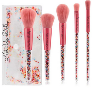 Candy Sprinkle Pink Brushes