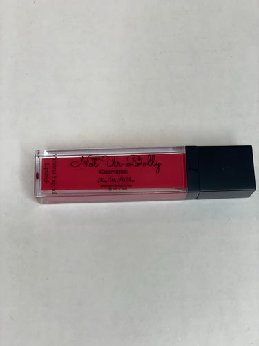 (Fruit De La Passion) Mineral Liquid Lipstick