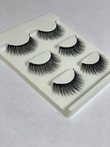 #2 3D Faux Mink Lashes inspired by OHLUCYY