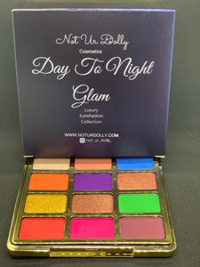 Day To Night Glam Palette Set of both palettes