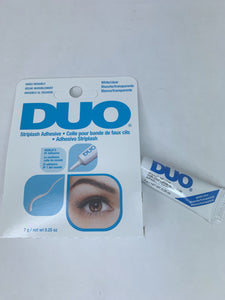 Demi Wispies and Duo Eyelash Glue