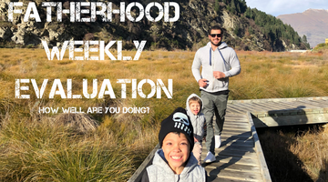 Evaluate Your Week As A Father