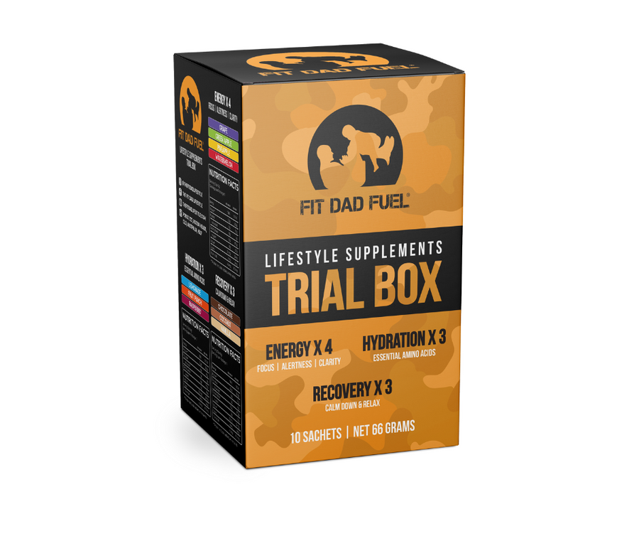 Fit Dad Fuel - Trial Pack