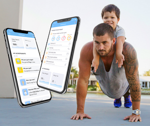 Fit Dad Fitness App