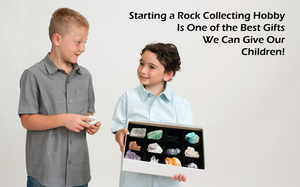 Why Rock Collecting Is Good For Kids