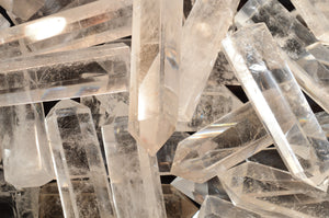 "Clear Quartz Crystal 2 3/4"" All Chakra Healing Crystal"