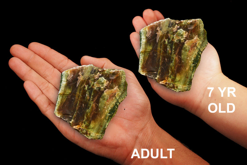 Red Agate Amp Green Opal Rock Mineral Specimen Root Chakra