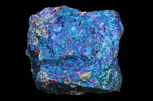 "Chalcopyrite 4"" to 5"" 2 Lb to 3 Lb Crown Chakra - Kidz Rocks"