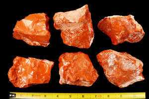 "Red Opal 3"" 6-9 Oz Root Chakra - Kidz Rocks"