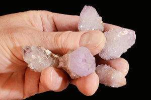 "Lilac Spirit Cactus Quartz 1"" Crown Chakra - Kidz Rocks"