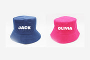 Personalised Kids Bucket Hat - Quick Customs