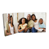 Personalised Hinged Photo Board - Quick Customs