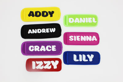 Personalised Icy Pole Holder - Quick Customs