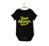 Personalised Baby Onesie - Quick Customs