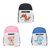 Personalised Childrens Backpack - Quick Customs