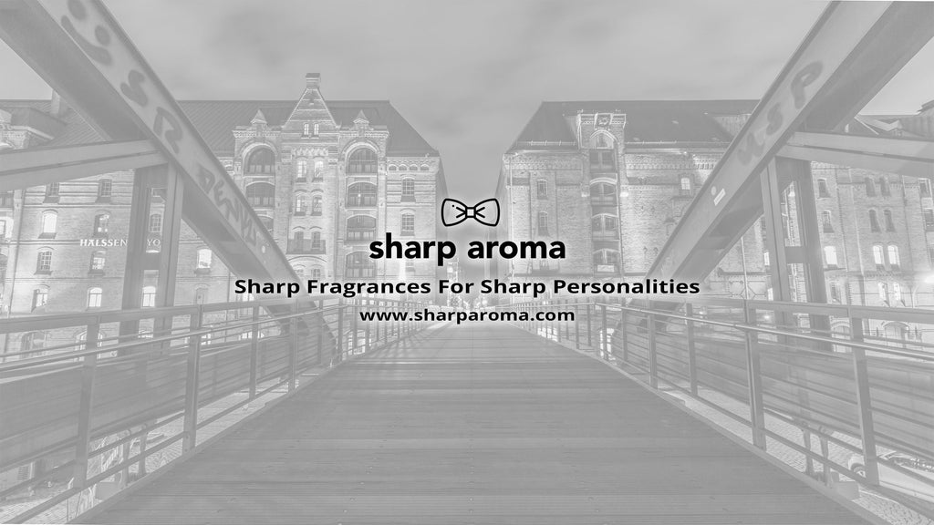 Announcing the launch of Sharp Aroma - new online fragrance store