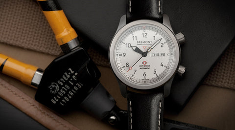 Bremont Watch Martin Baker MBII White Anthracite Pre-Order MBII-WH ANTHRACITE