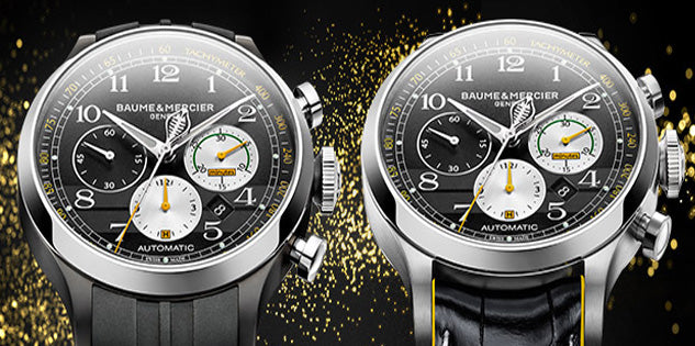 Baumer et Mercier Capeland Shelby Cobra Limited Edition