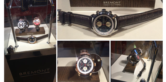 Bremont Watch DH-88 Steel Limited Edition DH-88 SS Steel