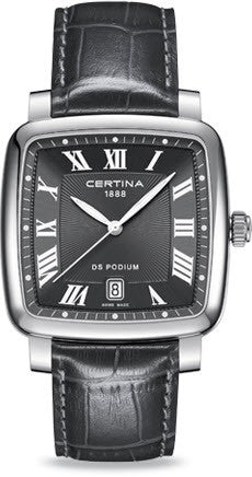 Certina Watch DS Podium Square Quartz C025.510.16.083.00