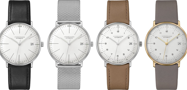 NEW Junghans Max Bill Kleine Automatic Watches