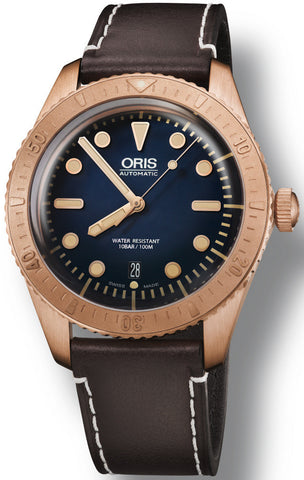 Oris Watch Carl Brashear Limited Edition 01 733 7720 3185-Set LS