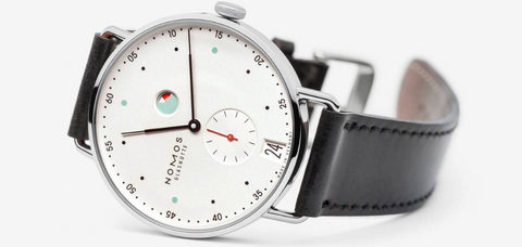 Nomos Glashutte Watch Metro 1101