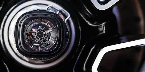 SevenFriday Watch Racer P3B/01